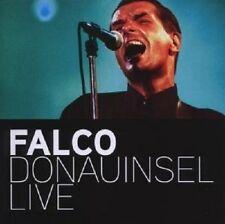 """FALCO """"DONAUINSEL LIVE"""" CD NEU"""