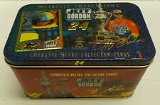 1995 Jeff Gordon  - Winston Cup Champion - 10 Embossed Metal Cards in Tin Box