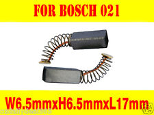 Carbon Brushes For Bosch 021 Cutter Drill Saw Sander 2604321904 PHS36G PST50