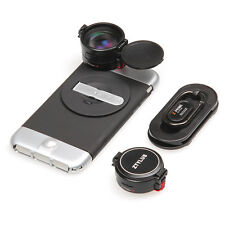 Ztylus Z-Prime Lens Metal Series Camera Kit with Case for iPhone 6s / 6