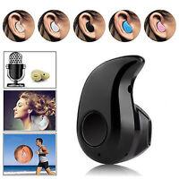 Wireless Bluetooth Mini Groovy 4.0 Stereo In-Ear Headset Earphone Earpiece