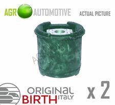 2 x BIRTH REAR AXLE BEAM MOUNTING BUSHES GENUINE OE QUALITY REPLACE 50311