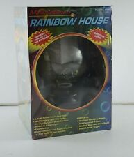 MiracleBeam Rainbow House Aquarium gift Betta Gold Fish Tank Bowl Kids Boy Girl