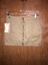 "NWT UNIONBAY SANDY BROWN ""AUSTIN"" SKIRT SIZE 3 Ret. $32.00"
