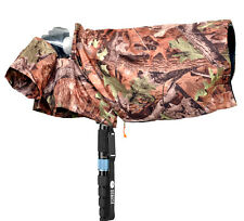 Waterproof Rain Cover for Telephoto Lens & DSLR Camera / Length Adjustable