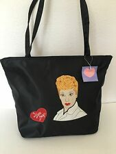 I Love Lucy Bag Tote Shopper Lucy Heart Designer Fashion Celebrity Fan a1a4cf1a320cb