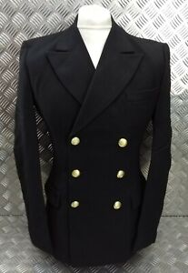 Genuine British Royal Navy RN DB Dress Jacket Class 1 & 3 C1/CIII 176/92/76cm