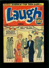 Laugh Comics 34 VG+ 4.5