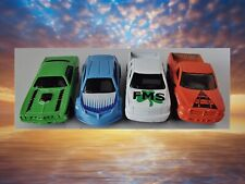 Maisto Tonka Hasbro Lot of 2 Cars 2 Trucks Diecast 1/64 Preowned Loose