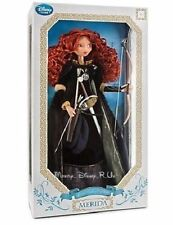 "Limited Edition Disney Store Brave Merida Scottish 17"" Collector Doll LE 7000"