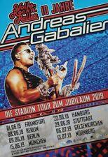 Andreas Gabalier Konzert Plakat Poster