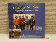 *CD ROM NEW SEALED Courage to Hope - Responding to AIDS in Rural China