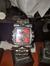 Oakley Minute Machine 10-194 Wrist Watch for Men Red face collectable
