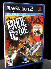 187 RIDE OR DIE GIOCO NUOVO PER SONY PLAYSTATION 2 PS2 EDIZIONE ITALIANA PG255