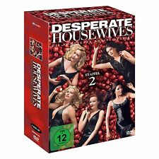 Desperate Housewives - 2. Staffel  / 7-DVD Box / DVD ##