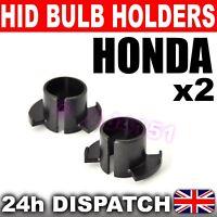 2x XENON HID H1 BULB Bases / HOLDERS Honda CRV CR-V new
