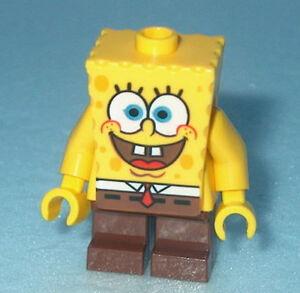 """SPONGEBOB #01A Lego Spongebob """"I'M READY SMILE"""" NEW 3830 Genuine Lego"""
