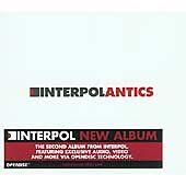 Interpol - Antics (2004)