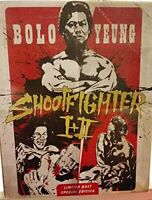 Shootfighter 1+2 - Limited Bust Special Edition - 1000x - DVD + Bluray (NO ITA)