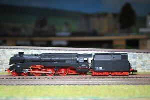 ARNOLD 2501 Dampflok BR 02 0201-0 mit Öltender schwarz der Deutschen Reichsbahn.