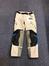 BMW Motorrad Rallye Trousers / Pants Grey Motorbike - Size EU52 - UK34