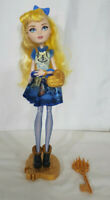 Ever After High Blondie Lockes Doll Royal Rebel Doll 1st Wave Chapter