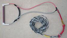 wakeboard water ski rope 15 inch 3 shortnings long v universal