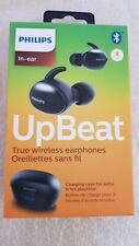 Philips UpBeat True Wireless Earbuds with Charging Case Schwarz 9