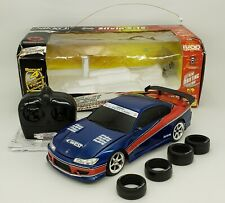 Hot Rare Nikko Fast and Furious Tokyo Drift Nissan Silvia S15 1/16 RC Complete