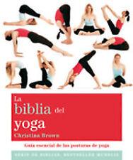La biblia del yoga. NUEVO. Nacional URGENTE/Internac. económico. AUTOAYUDA