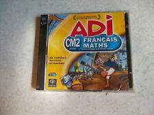 ADI Francais Maths / CM2 10-11 Jahre - PC / MAC Lernspiel französische Sprache