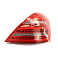 For 2010 11 12 13 Mercedes Benz W221 S Class S450 S600 LED Tail Light Lamp Left