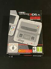 NEW NINTENDO 3DS XL [SUPER NINTENDO ENTERTAINMENT SYSTEM EDITION] NEW PAL