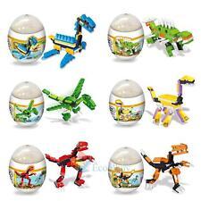 Assembly Dinosaur Models Kids Child Developmental Puzzel Eggs Toys Best Gift #A