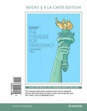 Struggle for Democracy, The, 2014 Elections and Updates Edition, Books a La Ca..