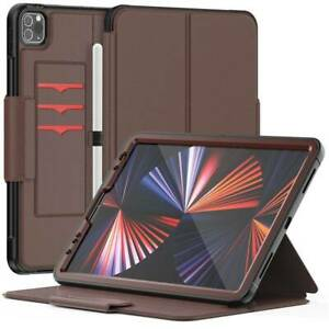 Smart Folding Leather Stand Cover For iPad 10.2 Air 4th Gen Pro 11 Mini 5 Tablet
