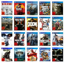 Beliebteste Spiele und Klassiker für Playstation 4 / PS4 (USK18)