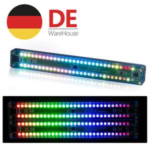 AK-DB30C LED Spectrum Analyzer Audio Level Indicator VU Meter Musik-Pegelanzeige