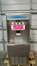 Taylor Soft Serve Ice Cream Machine 2 Flavors Twist Water Cooled 1 Phase Tested