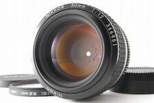 [ MINT ] Nikon  Ai-s  NIKKOR  F/1.2  50mm  from Japan  Free/Shipping  #7127