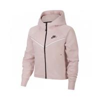 Nike Sportswear Tech Fleece Full-Zip Hoodie Women's Champagne Casual Activewear