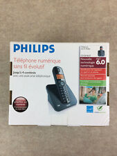 Philips Model CD150 Digital Cordless Phone Expandable