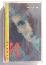 Vtg SEALED George Fox SPICE OF LIFE Cassette WARNER BROS US