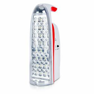 Geepas Rechargeable LED Emergency Lantern 100 Hours Working Indoor Outdoor Light