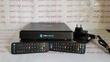 tim vision decoder hd digitale terrestre timvision wi fi con hdmi+telecomando
