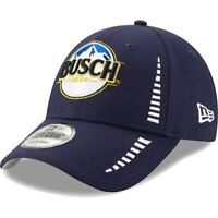 New Era Kevin Harvick Navy 9FORTY Speed Adjustable Hat