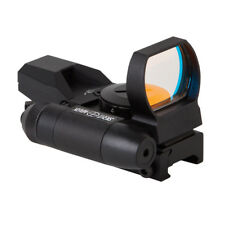 Sightmark Laser Dual Shot Reflex Multi-Reticle Rifle Sight (SM13002-DT)
