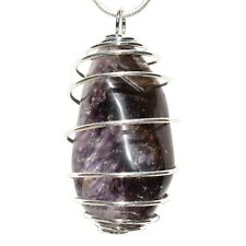 CHARGED Canadian Auralite-23 Crystal Pendant + 20