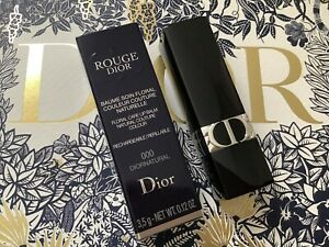 DIOR ROUGE DIOR UNIVERSAL FLORAL CARE LIP BALM 2021 NEW BOXED