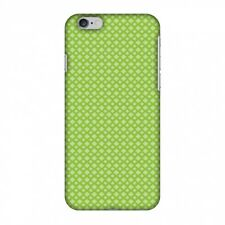 AMZER Snap On Designer Case Redux Pear Green 7 Plastic Protective Phone Cover